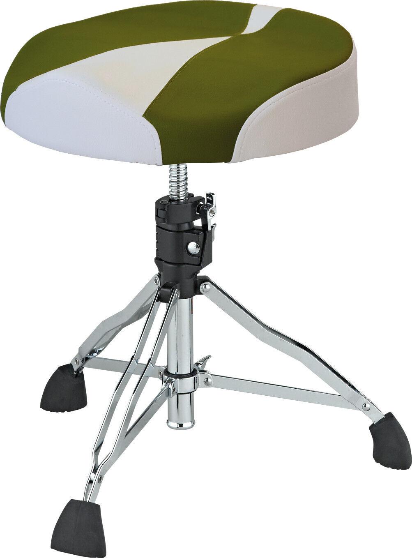 Dixon K-Serie Kinde Professional Serie PSNK902TGW Drum Sitz Triangle Grün Weiß