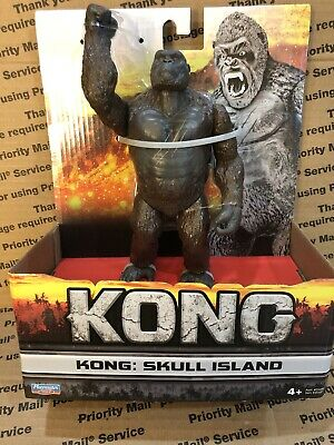 KING KONG VS GODZILLA MOVIE GODZILLA WITH RADIO TOWER  PLAYMATES VHTF figure