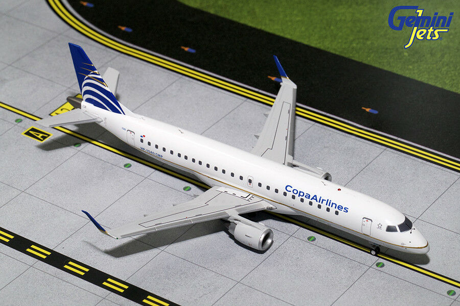 GEMINI JETS COPA AIRLINES EMBRAER ERJ-190 1 200 DIE-CAST G2CMP563