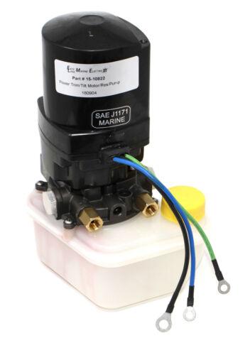Mercruiser Power T//T Motor Reservoir Pump 12V 3 Wire 88183A12 6275 18-6769