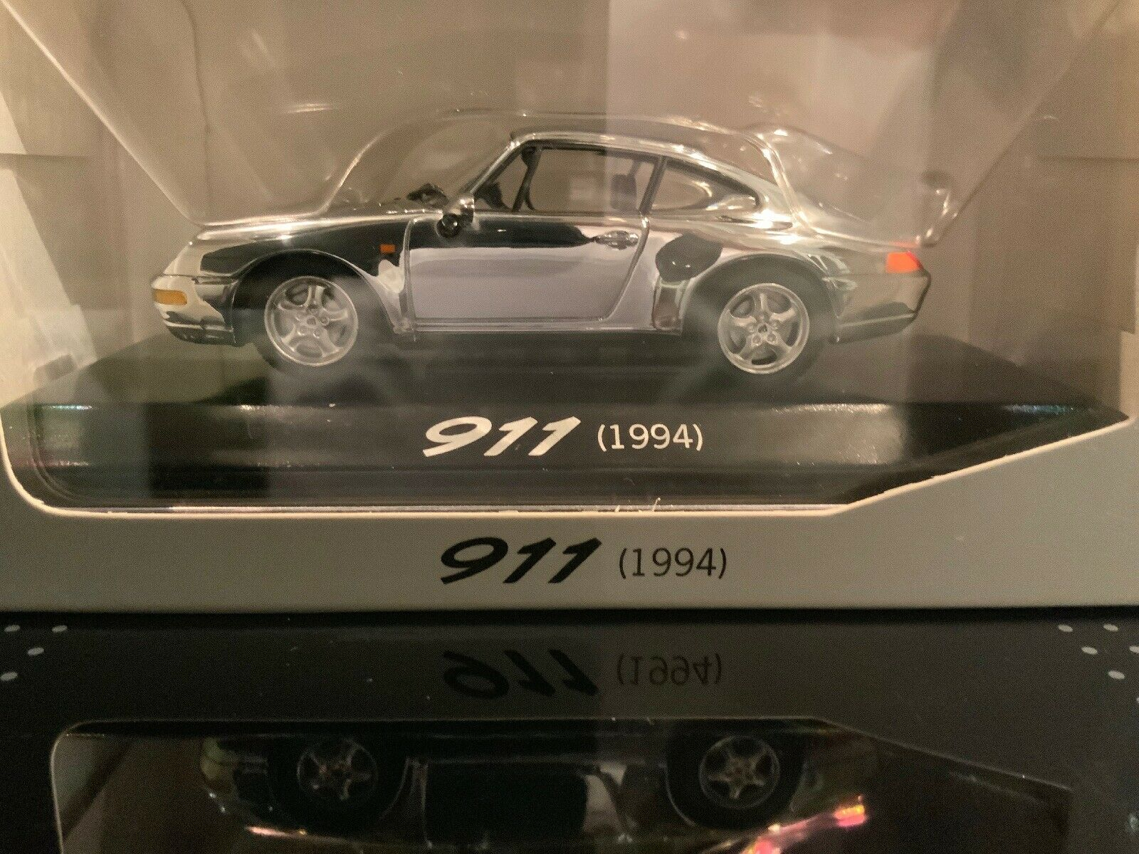 Porsche 911 (1994) Limited  Edition 40 years 911 Minichamps 1 43 nouveau OVP  profitez de 50% de réduction