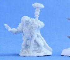 Reaper Miniatures Dark Heaven Bones Herryk Dwarf Priest RPR 77220