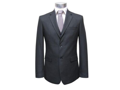 da giacca 46 taglia grigio Giacca scuro uomo dEwqTcaB