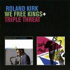 We Free Kings/Triple Threat by Roland Kirk (CD, Mar-2012, Essential Jazz Classics)