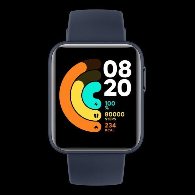 Xiaomi Mi Watch - Lite Black (GPS)