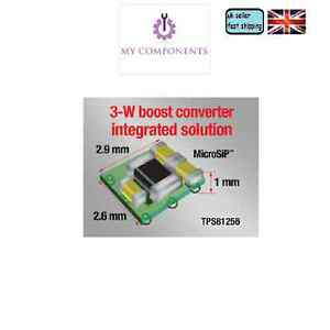 tps81256-integre-puissance-Solution-3W-Haute-efficacite-Boost-Convertisseur