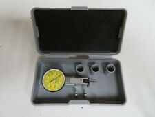Brown Amp Sharpe Model 599 7032 13 002 Metric Test Indicator With Case Oa20