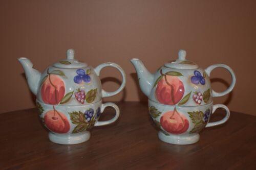 MESA International Teapot and Tea Cup 3 piece