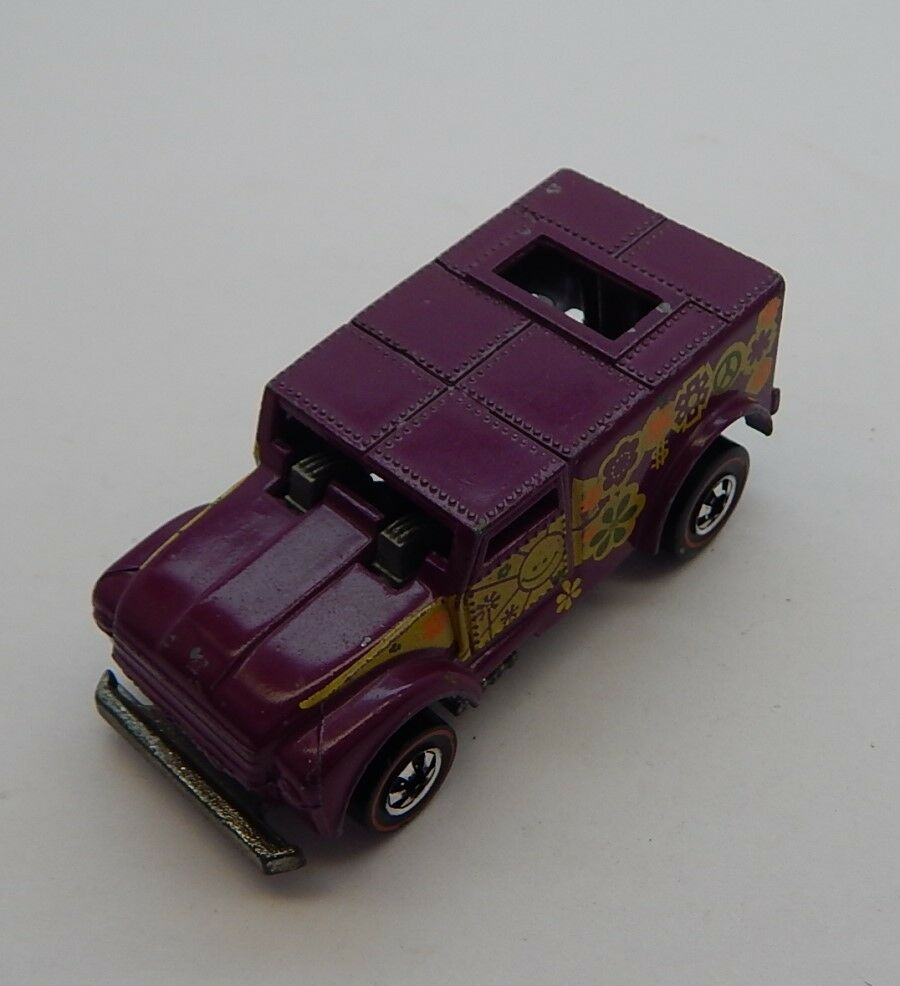 Rossoline Hotwheels Plum 1974 Funny Money  oc17196