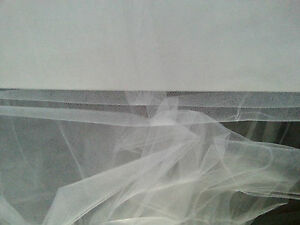 150cm White Tutu Tulle Wedding Bridal Craft Fabric Fancy Dress Party 1 Meter - Birmingham, United Kingdom - Returns accepted Most purchases from business sellers are protected by the Consumer Contract Regulations 2013 which give you the right to cancel the purchase within 14 days after the day you receive the item. Find out more abo - Birmingham, United Kingdom