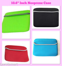"9.7 10 10.2 Inch SOFT SLEEVE CACCRY CASE BAG For IPAD 1 2 3 4 / PAD 9.7"" -  UK"