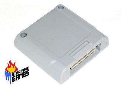 New 256k Memory Card for Nintendo 64 - N64 Controller Pack