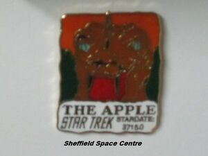 Star Trek The Apple Original Series Episode Pin Badge STPIN7938
