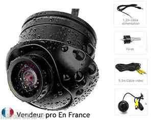 mini 360 cam ra radars de recul rearview pour. Black Bedroom Furniture Sets. Home Design Ideas