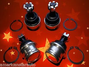 2 American Star 4130 Chromoly Ball Joints for 2017 Arctic Cat Wildcat Trail