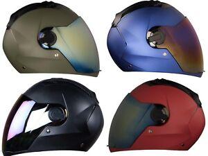 Steelbird Air SBA-2 Matt Desert Storm Helmet for Motorbike + additional Visor