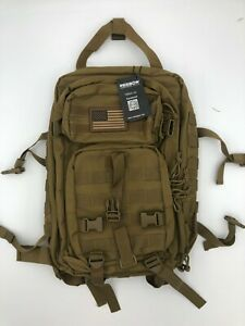 New Outdoor 35L Army Tactical Assault Rucksack Molle Backpack Hiking Camping Bag