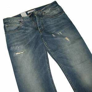 Joop 261036/793 Bleu Denim Neuf Romeon Jeans W32/L34 De Joop
