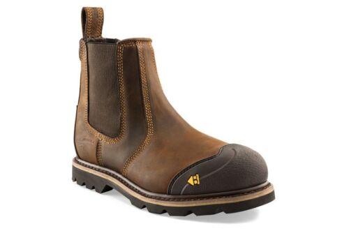 Buckler B1990SM Dealer Leather Safety Boot Work Boots