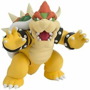NEW-S-H-Figuarts-Super-Mario-Bros-BOWSER-KOOPA-Action-Figure-BANDAI-Japan