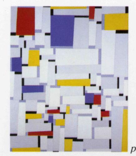 Maltherapie-Kunsttherapie Malvorlagen auf Keilrahmen Modern /& Abstract Art