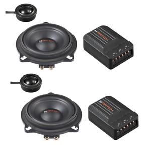 """Match 2 forma 4 /""""Altavoz componente actualización para caber BMW 1 E81 E82 E87 E88 Series"""