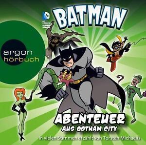 Batman-Abenteuer-in-Gotham-City-Hoerbuch-CD-2014-NEU