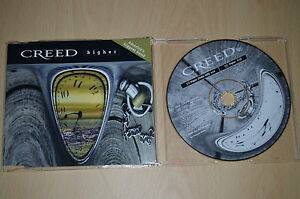 Creed-Higher-SAMPCS9902-CD-Single-promo