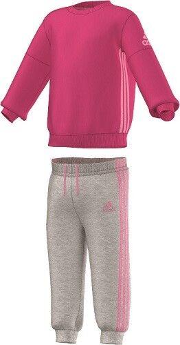 Jacke-Hose-Set Adidas AO2899 Baby-Jogger,Trainingsanzug Kombi