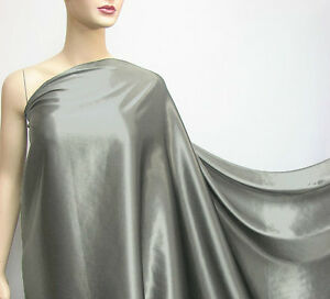 Metal-Grey-Color-Pure-Mulberry-Silk-Satin-Charmeuse-Fabric-Per-0-5-Meter-button