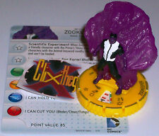 ZOOKEEPER #061 #61 Teen Titans DC HeroClix Chase Rare