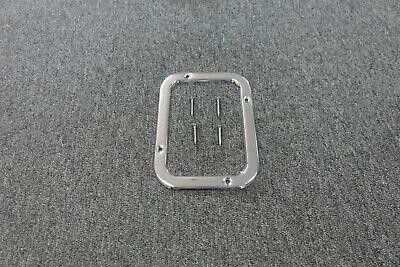Mopar 71 72 73 74 Charger Cuda Challenger Roadrunner Mirror Trim Ring Bezel