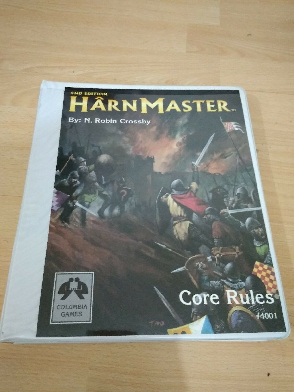 HarnMaster Core Rules 2nd Edition
