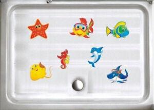 Anti- Rutsch Sticker Kids * Einlage Dusche * Matte Badewanne * Boden ...