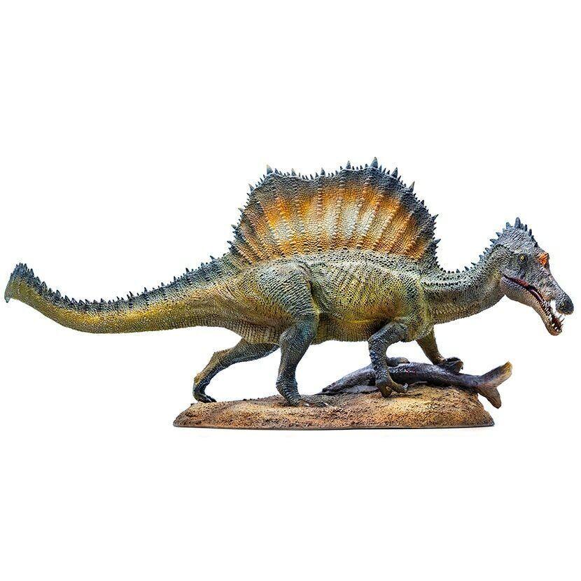 PNSO Essien the Spinosaurus 1 35 Scale Dinosaur Figurine