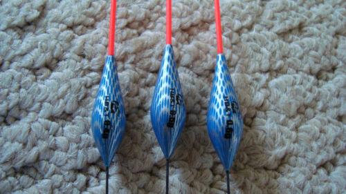 Genuine Sommo pole floats Set of 3 1x 0.4g 1x 0.5g 1x 0.6g