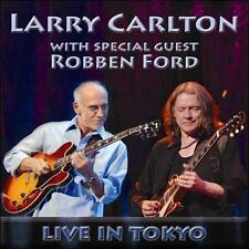 Live In Tokyo by Larry Carlton/Robben Ford (CD, Jun-2011, Wienerworld)