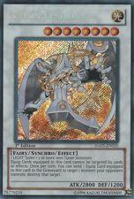 Yugioh Vylon Epsilon HA05-EN025 Unlimited Secret Rare Near Mint Fast Shipping!