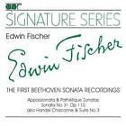 Die ersten Beethoven-Sonaten-Aufnahmen von Edwin Fischer (2005)