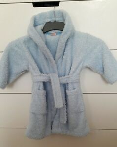 Mini-Mode-Boots-boys-girls-light-blue-dressing-gown-18-24-months-1-5-to-2-years