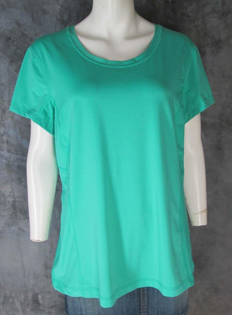 0c190df29d1 GEAR 5 Piece Lot of 2   2 Leggings Ladies 1X XXL   2X (8168) TEK Shirts  nnurco2908-Activewear Tops