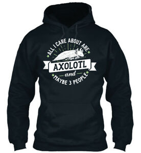 Pet-Lovers-And-Axolotl-All-I-Care-About-Are-Maybe-3-Standard-College-Hoodie