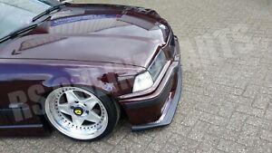15x bmw e36 retrasadas paréntesis clips M-Technik schwellerleiste Coupe Cabrio