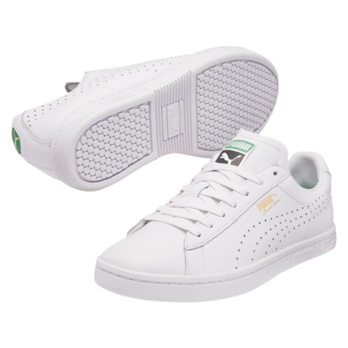 Puma Heritage Court Star NM White Casual Trainers Size UK 7 9 9.5 10 10.5 11 12