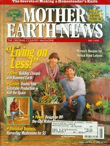 1996 mother earth news magazine living on less homesteader\u0027s knifeimage is loading 1996 mother earth news magazine living on less
