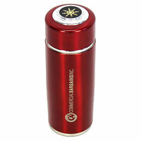 Red Alkaline Energy Flask Ph Ionizer Water Bottle With Case on sale