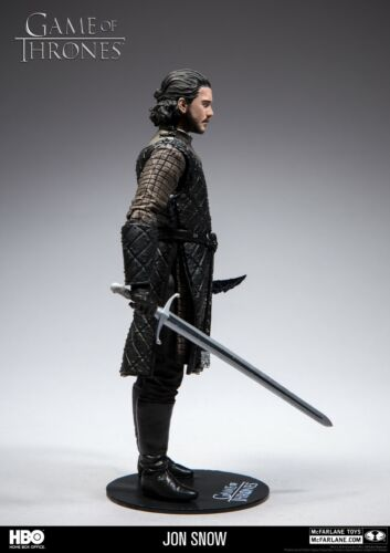 Game of Thrones Jon Snow Figure McFarlane Toys PRE-COMMANDE