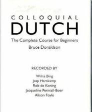 Colloquial Dutch: A Complete Language Course (Colloquial Series (Book-ExLibrary