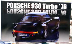 1976 Porsche 930 Turbo Enthusiast 1:24 Fujimi 126609 - Lentfoehrden, Deutschland - 1976 Porsche 930 Turbo Enthusiast 1:24 Fujimi 126609 - Lentfoehrden, Deutschland