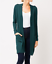 Womens-Long-Sleeve-Open-Front-Knit-Cardigan-Sweater-S-XL-USA-Seller miniatura 25